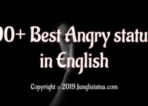 Angry-status-english