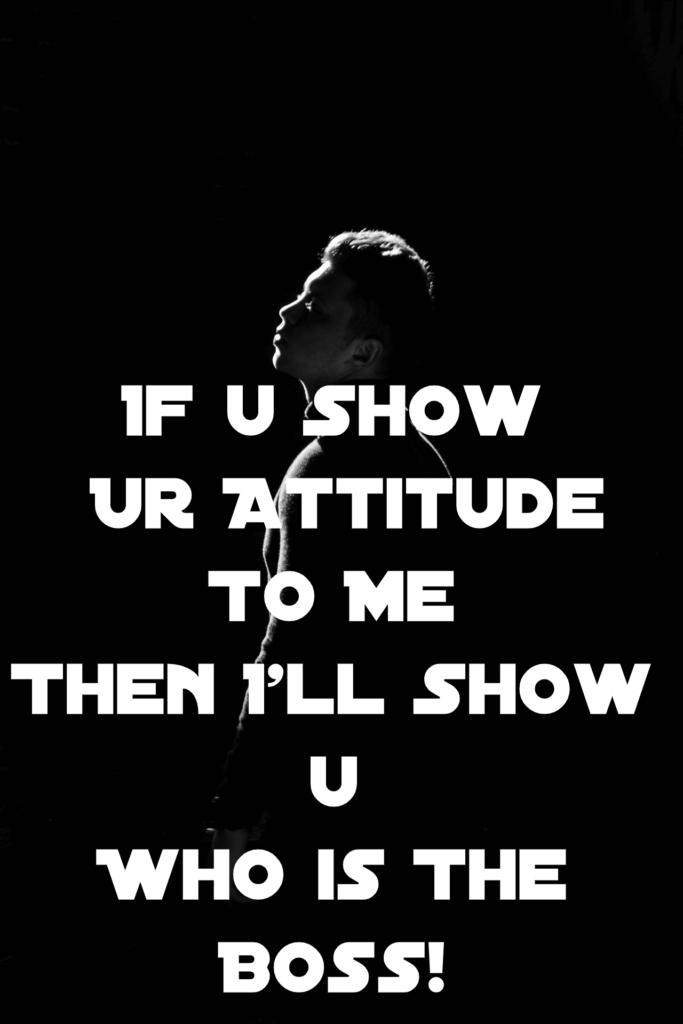 Bad Boy Attitude Status In English Junglistatus