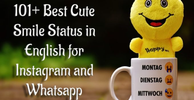Best-cute-smile-status-whatsapp